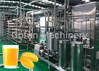 Good Quality Fruit Processing Line & Professional Mango Processing Line / Safety Mango Juice Processing Plant on sale