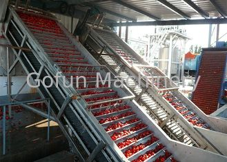Good Quality Fruit Processing Line & Strawberry Blueberry  Berry Processing Equipment / Juice Production Machine on sale