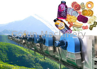 Good Quality Fruit Processing Line & High Performance Industrial Fruit Dryer For Apple Pear Mango Peach on sale