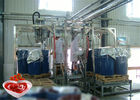 China Tomato Jam Vegetable Processing Line High Efficiency 2.2kw Power CE Certification company