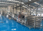 China Industrial Tomato Paste Processing Line Turnkey Processing Line With 12 Months Warranty company