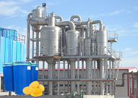 China High Efficiency Vacuum Water Evaporation Machine For Mango Paste CE / ISO company