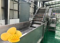 China Food Grade Fruit Chips Making Machine 1500 T / Day Low Power Consumption company