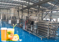 Industrial NFC Apple Processing Line HPP Fruit Juice Processing Equipment