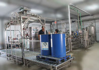 China Mango paste / pulp processing plant SS 304 PET bottle 3 in 1 filling equipment company
