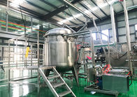 Full Automatic Dried Fruit Processing Equipment Energy Saving  150 T / D