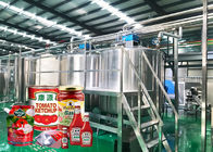 China High Standard Fruit Jam Processing Machinery Environmental Friendly company