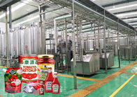 China Energy Saving Mixing And Packaging Processing Line Fruit Paste Mixing System company
