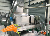 China Energy Saving Carrot Processing Plant Machine High Juice Yield Good Flavor company