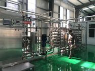 China Sterilizer Pasteurization Fruit Processing Line Easy Clean High Efficiency company