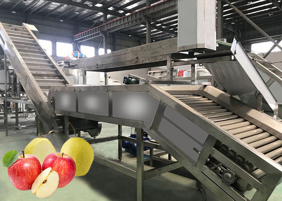 Energy Saving Apple Processing Machine HPP 1 T/H To 100 T/H Capacity