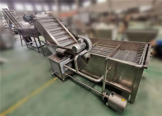 Industrial  Passion Fruit Processing Machine  Energy Saving 1 Year Warranty
