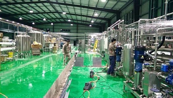 Industrial Passion Fruit Juice Machine Processing Line Energy Saving Easy Operation